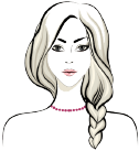 Choker necklace length guide